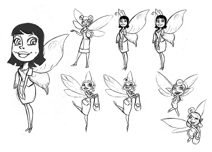 fairy-concept-sketches